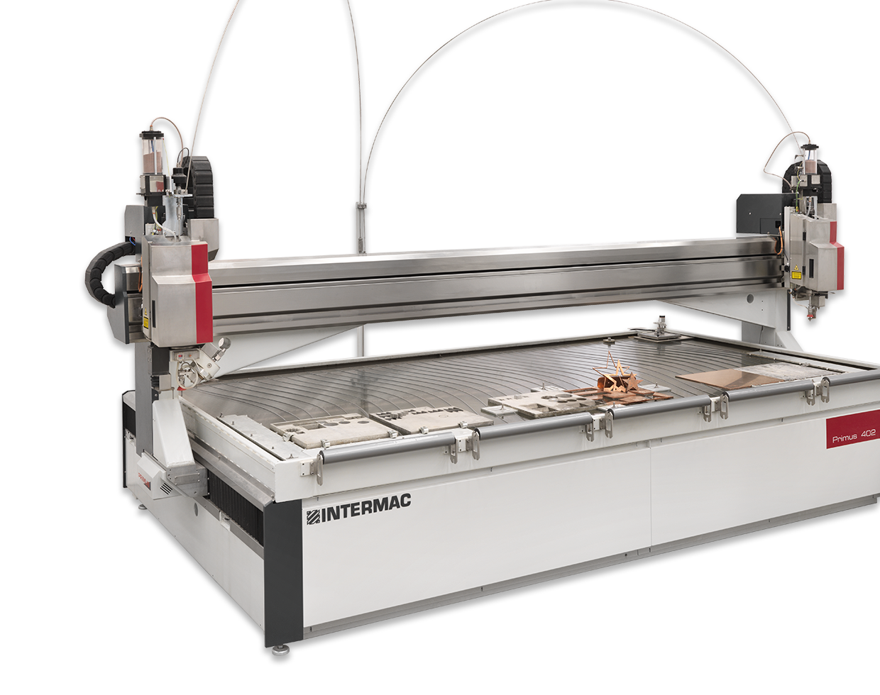 Waterjet cutting systems Primus series | metal Processing