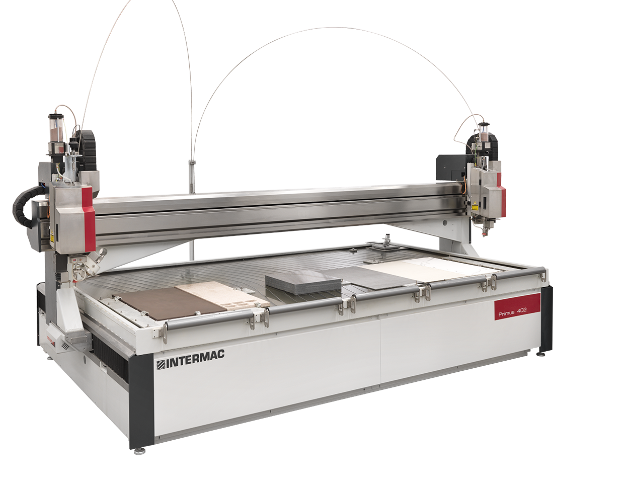 Waterjet cutting machines Primus series | stone Processing
